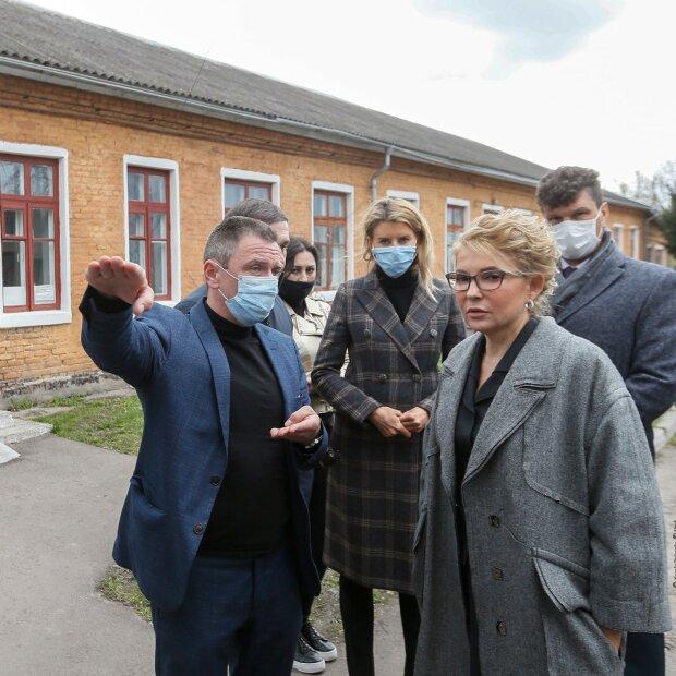 Юлія Тимошенко - фото з Фейсбук (Ю.Тимошенко)