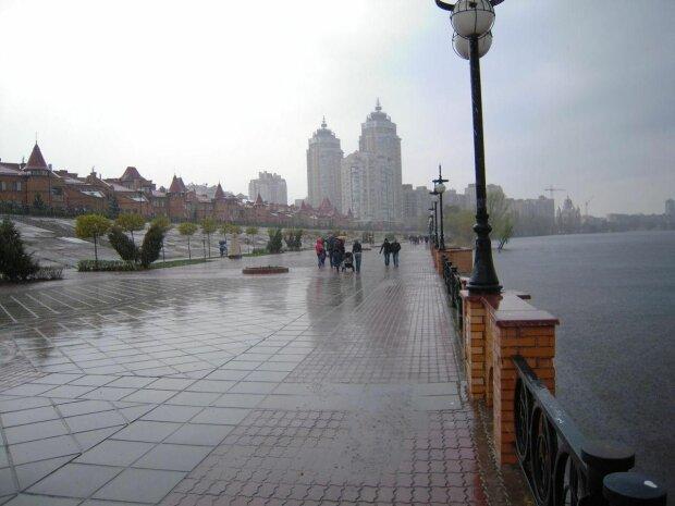 Новый год под дождем? Стихия испортит планы днепрян 26 декабря