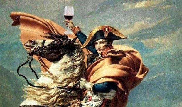 Клеопатра і Наполеон любили вино, а Принц Чарльз - віскі