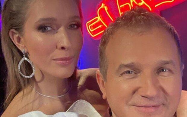 Юрій Горбунов і Катя Осадча, фото: Instagram gorbunovyuriy