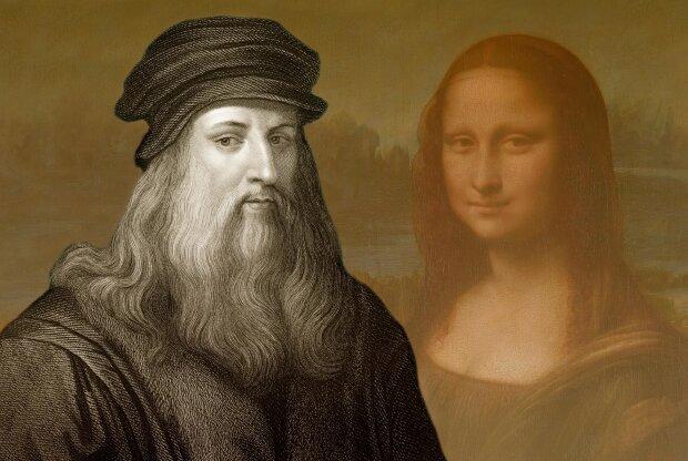 """Леонардо да Винчи и его """"Джаконда"""", скриншот: YouTube"""