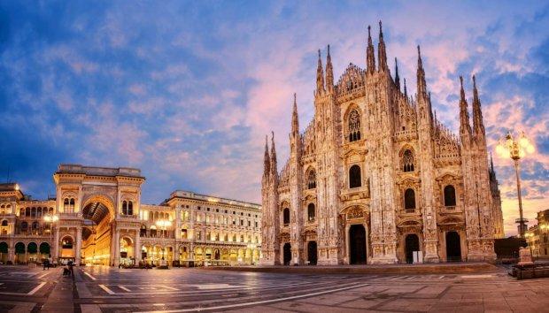 Бюджетні подорожі: Італія, Австрія і Словаччина за 56 євро
