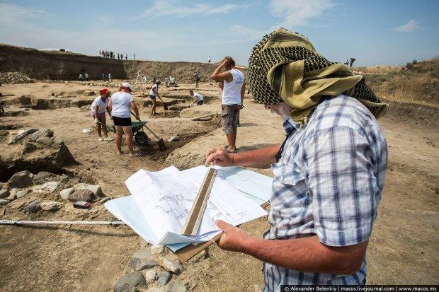 Основали еще троянцы: археологи нашли руины старинного города