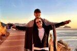 София Ротару с сыном Русланом, фото с Instagram