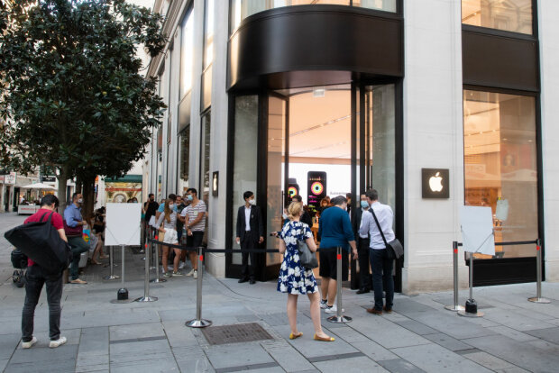 Магазин Apple, фото: gettyimages