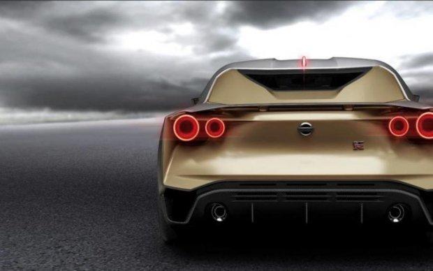 Nissan презентував ювілейний спорткар за мільйон: фото