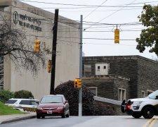 Стрілянина в американській синагозі