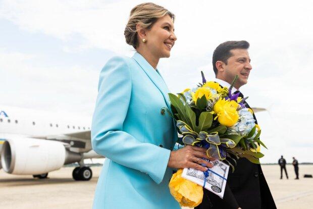 Елена Зеленская, фото: сайт президента