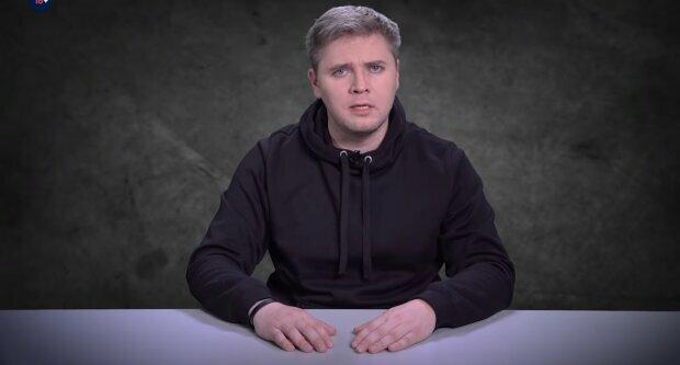 Игорь Лесев, скриншот видео