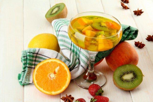 Тропическая сангрия - рецепт испанского коктейля у вас дома, почувствуйте летнюю роскошь