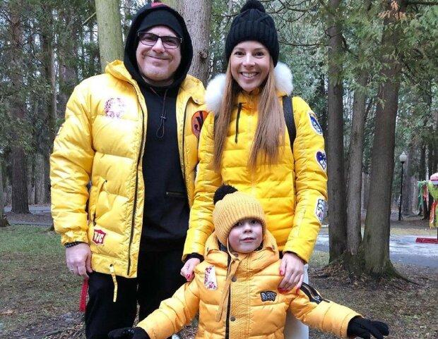 сім'я Преснякова, фото з Instagram