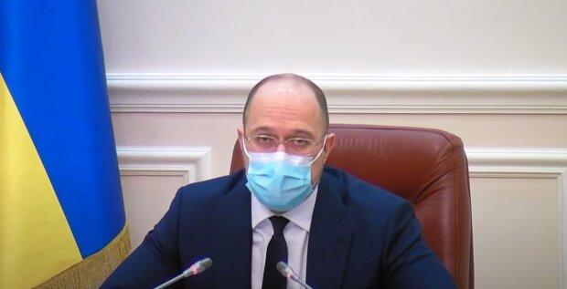 Прем'єр-міністр Шмигаль, скріншот: Youtube