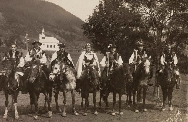 как жили гуцулы 100 лет назад