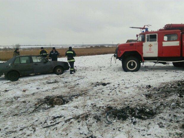 На Львовщине шумахер на Opel сбил целую семью, выжили не все