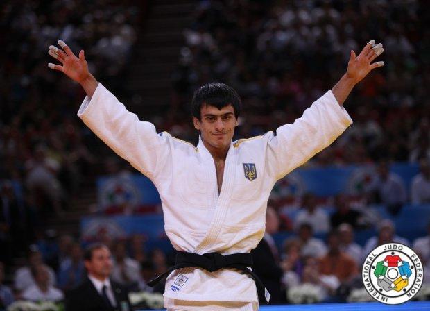 Українець виграв медаль на чемпіонаті світу з дзюдо