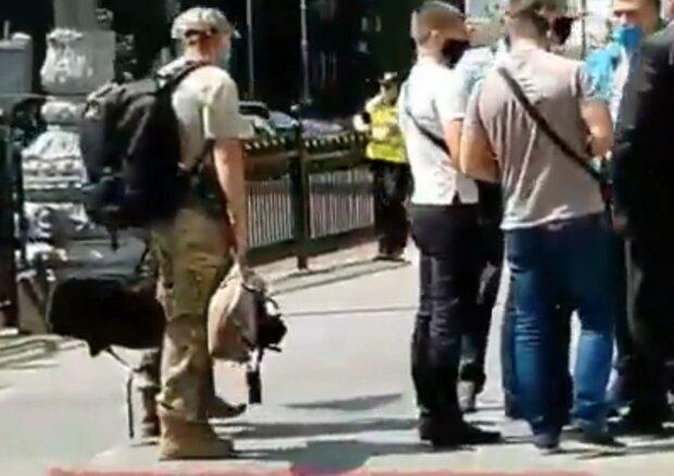 До Ради в Києві зігнали снайперів, чекають Зеленського