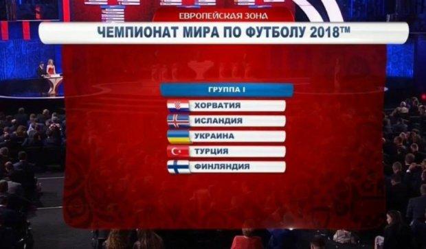 Хорватия, Исландия, Турция, Финляндия – наши соперники в отборе ЧМ-2018