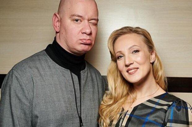 Евгений Кошевой с женой Ксенией, фото - https://www.instagram.com/evgenii.koshevoi/?hl=uk