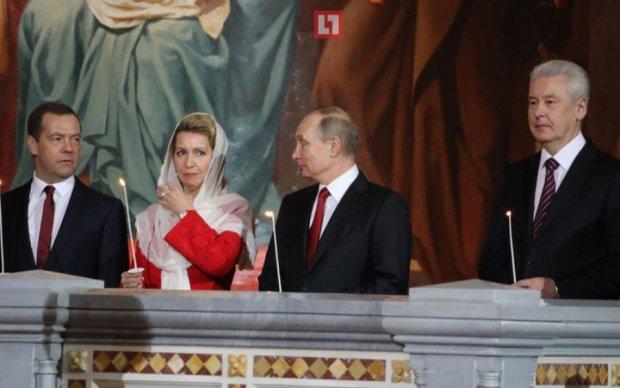 """Чекаємо канонізації """"царя"""": РПЦ зарахувала до лику святих родичів Володіна"""