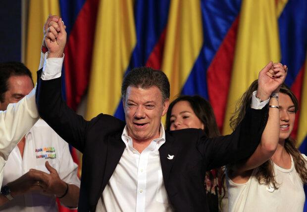 """Екс-президент Колумбії допоможе вирішити конфлікт в Україні: """"Збираєш людей і починаєш бити"""""""