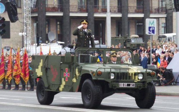Військовий парад у Києві: розставлені всі крапки над і