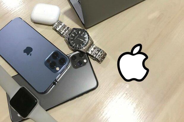 Apple, фото: Знай.ua