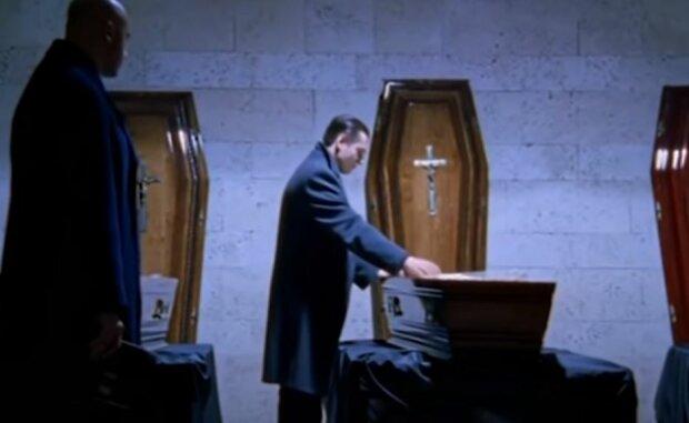 """Кадр из серила """"Бригада"""", скриншот: YouTube"""