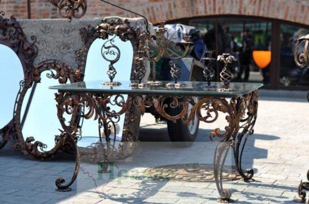 В Івано-Франківськ на фестиваль з'їхалися ковалі з 12 країн