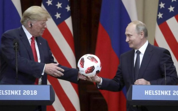"Путин подсунул Трампу ""троянский"" мяч"