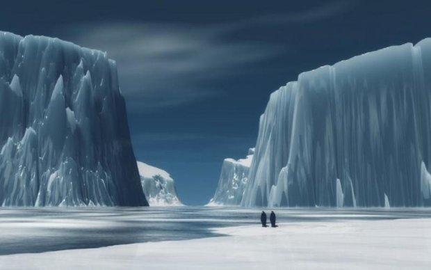 Ученые разгадали тайну загадочной аномалии Антарктиды