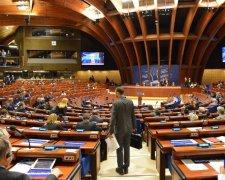 Украина отзывает своего постоянного представителя при ПАСЕ