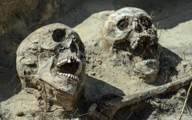 """""""Кричащие"""" скелеты: поляки сделали жуткую находку"""