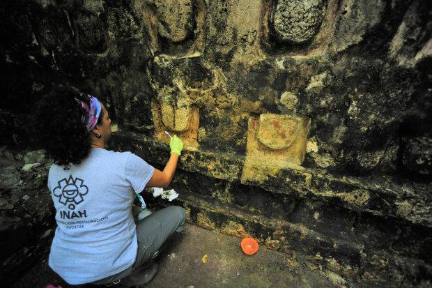 В Мексике нашли секретный дворец древних майя: прятался от мира целое тысячелетие