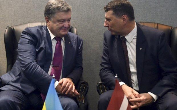 Украина и Латвия объединили усилия в борьбе за экологию