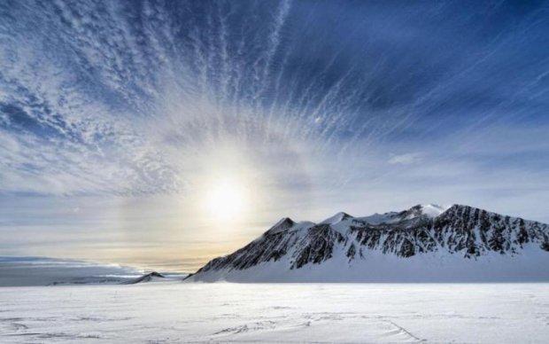 Сліди древньої цивілізації знайшли в снігах Антарктиди