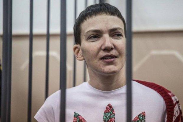 Савченко вимагає для себе домашнього арешту