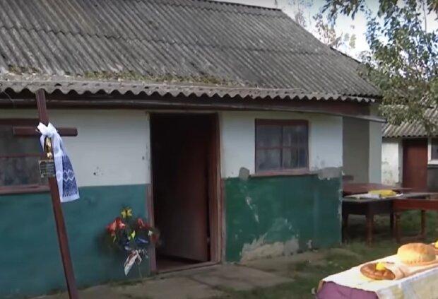Жінка вбила сина, кадр з репортажу ТСН: YouTube