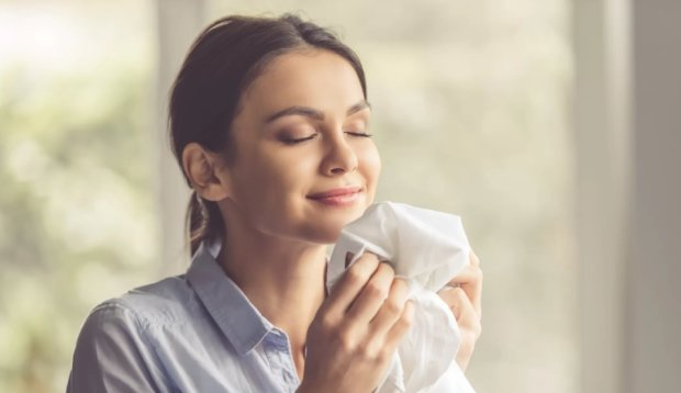 Неожиданная ароматерапия: запах любимого мужчины подавляет стресс