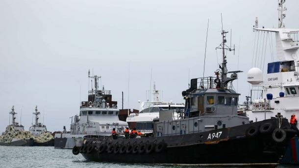 Захоплені кораблі, фото - 24 канал