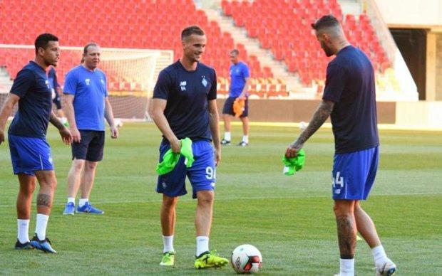 Славия-Динамо: соперники украинцев понесли масштабные потери