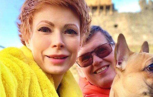 Олена-Крістіна Лебідь і Павло Розенко, instagram.com/elena_kristina_lebed