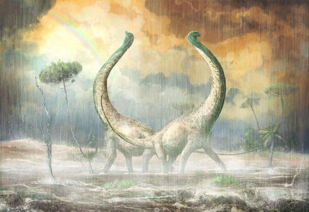 Археологи нашли у динозавра сердце в самом неожиданном месте
