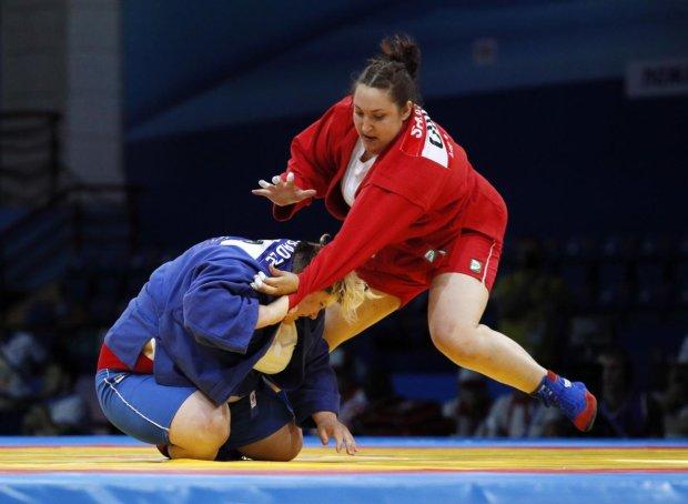 Самбистка Сапсай завоевала золото на Европейских играх-2019: мощно заявила об Украине