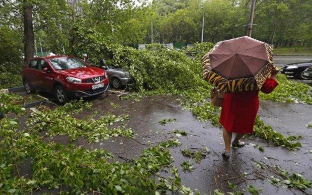 Стихія лютує: як Україна пережила потужний ураган