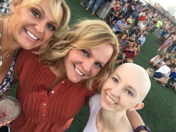Девочка удивительным образом поборола агрессивную форму рака