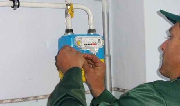 Кияни масово відмовляються від установки газових лічильників - Київгаз