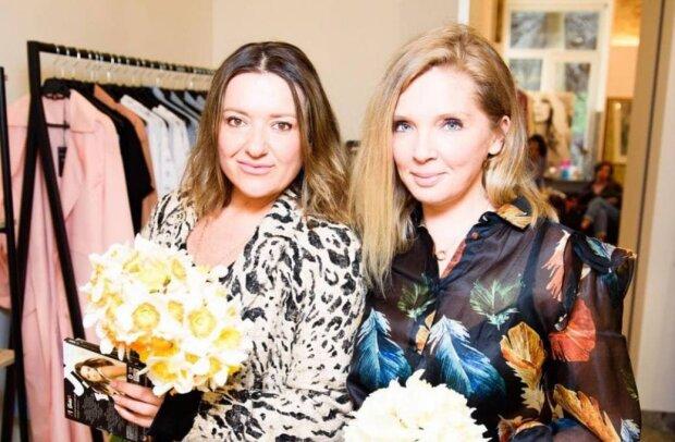 Наталья Могилевская и Ольга Навроцкая / фото: instagram.com/nataliya_mogilevskaya/