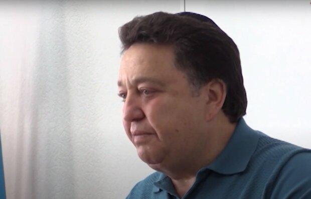 Олександр Фельдман, скріншот з відео