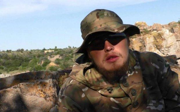 Російський нацист з Донбасу засвітився на цікавих фото