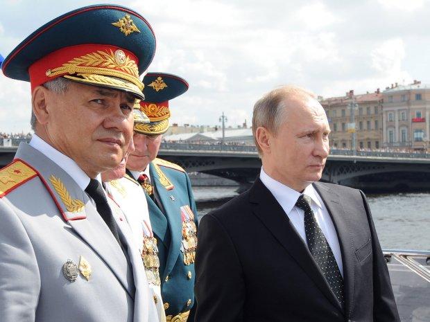 """Путин планирует """"новую Сирию"""""""